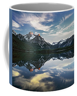 Stanley Lake Coffee Mug
