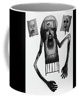 Stanley The Sleepless - Artwork Coffee Mug