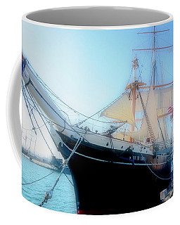 Star Of India Soft Coffee Mug