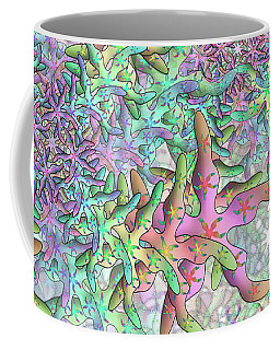 Star Remix Three Coffee Mug