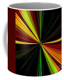 Starburst Light Beams Design - Plb461 Coffee Mug