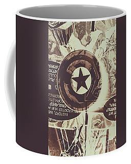 Stars And Shields Coffee Mug