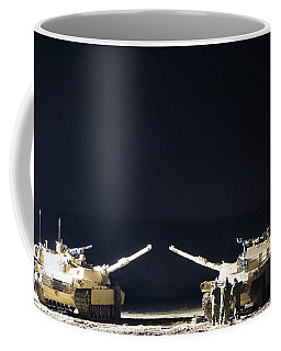 Stars Can Only Shine In Darkness Coffee Mug