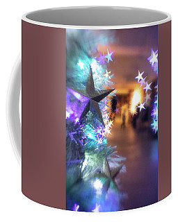 Coffee Mug featuring the photograph Stary Night 1 by Brian Hale