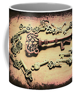 Stately Design Coffee Mug