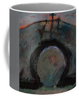 Station 14 Jesus Entombed Coffee Mug