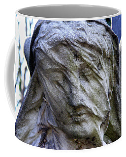 Statue, Thought Coffee Mug
