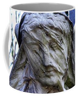 Statue, Thought Coffee Mug