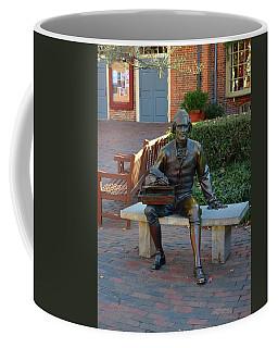 Statute Of Thomas Jefferson Coffee Mug