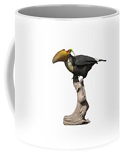 Stay Cool Toucan Png Coffee Mug