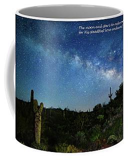 Steadfast Love Coffee Mug