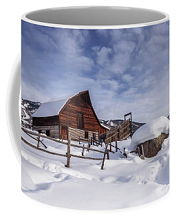 Coffee Mug featuring the photograph Steamboat Springs by Mike Long