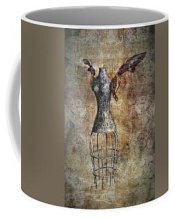 Steampunk Angel  Coffee Mug