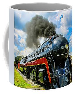 Steam's Up 611 Coffee Mug