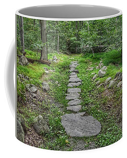Stepping Stone Path - Kinnelon Coffee Mug