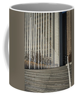 Steps And Poles Coffee Mug