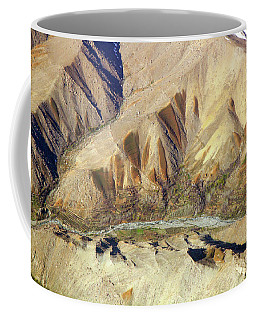 Coffee Mug featuring the photograph Steps Of Fertility by SR Green