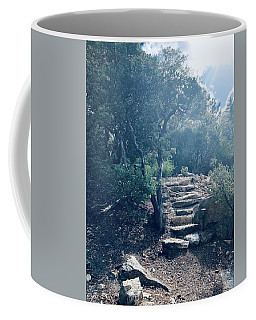 Steps To Enlightenment  Coffee Mug