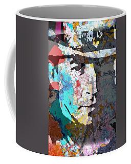 Stevie Ray Vaughan Coffee Mug