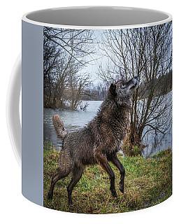Stick Get It Coffee Mug