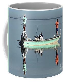 Still Fishing Coffee Mug
