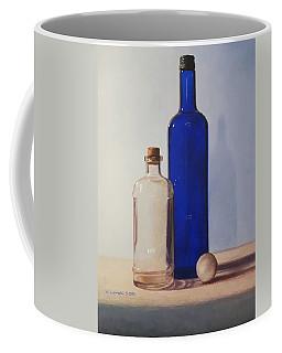 Still Life With Blue Bottle Coffee Mug