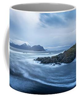 Still Rocks In The Storm Coffee Mug