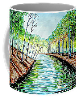 Still Waters Coffee Mug