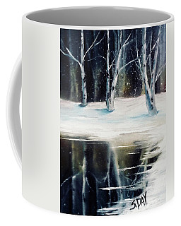 Still Winter Coffee Mug