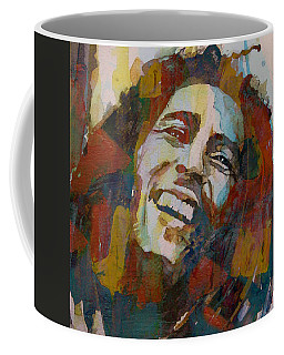 Stir It Up - Retro - Bob Marley Coffee Mug