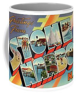 Stone Harbor Greetings Coffee Mug
