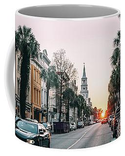 Stopping Time Coffee Mug