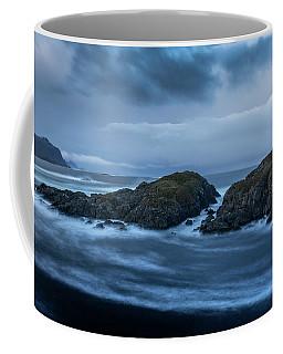 Storm At The Sea Coffee Mug