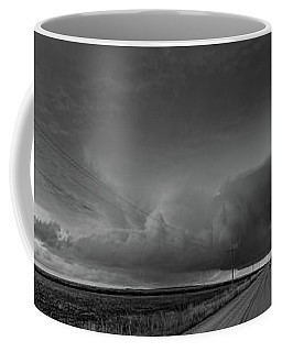 Storm Chasin In Nader Alley 007 Coffee Mug