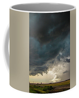 Storm Chasin In Nader Alley 012 Coffee Mug