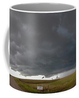 Storm Chasin In Nader Alley 016 Coffee Mug