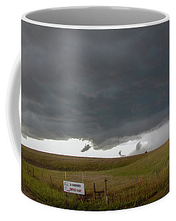 Storm Chasin In Nader Alley 016 Coffee Mug
