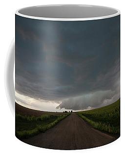 Storm Chasin In Nader Alley 025 Coffee Mug