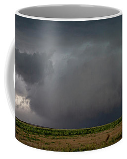 Coffee Mug featuring the photograph Storm Chasin In Nader Alley 030 by NebraskaSC