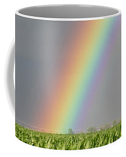 Coffee Mug featuring the photograph Storm Chasing After That Afternoon's Naders 023 by NebraskaSC