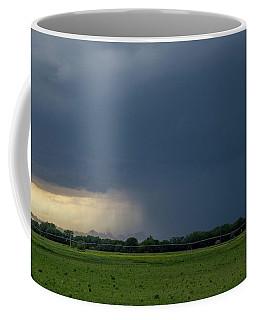 Storm Chasing West South Central Nebraska 002 Coffee Mug