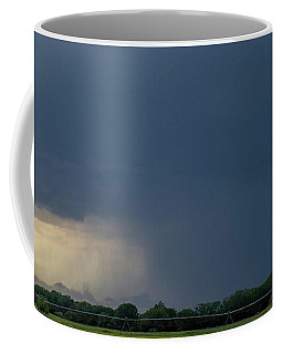 Coffee Mug featuring the photograph Storm Chasing West South Central Nebraska 002 by Dale Kaminski