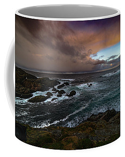 Storm Coastline Coffee Mug