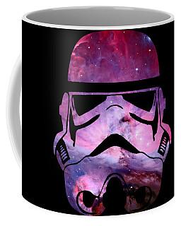 Storm Trooper Nebula Coffee Mug