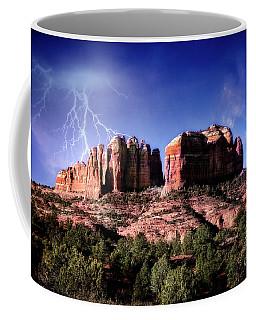 Stormy Sedona Coffee Mug