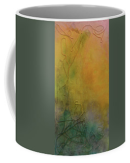Strands Of Time Float Into The Mist Coffee Mug