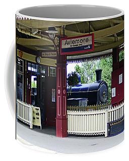 Strathspey Railway. Caladonian Railway 828 Coffee Mug