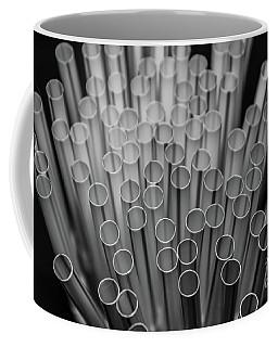 Straws Coffee Mug