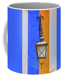 Street Lamp Of Obidos Coffee Mug