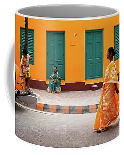 Street Palette Coffee Mug